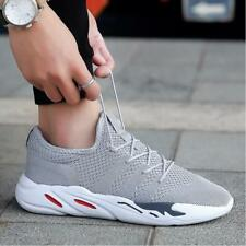 Mens Breathable shoes Sport Casual Running Trainers Gym Walking Athletic Sneaker