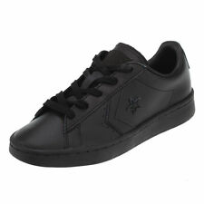 Converse Girls Junior Pro '76 Ox Shoes in Black