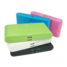 20000mAh 2 USB Power Bank External Battery Pack Charger For Iphone Mobile LOT