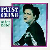 At Her Very Best by Patsy Cline (CD, Jun-1992, Hollywood/IMG)