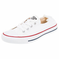 Converse Womens Chuck Taylor Shoreline Shoes in White