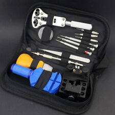 Watch Repair Tool Kit Band Spring Pin Strap Link Remover Back Case Opener Bar