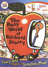 The Busy World of Richard Scarry: Every DVD