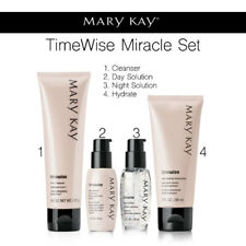 TimeWise MIRACLE SET   Normal/Dry or Combination/Oil Skin   4PC   Mary Kay   New