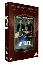 Maverick (DVD, 2005)***NEW AND SEALED***FUNNY AS HELL, ACTION WESTERN !!!