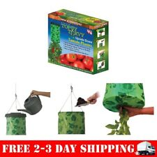 Topsy Turvy New & Improved Upside Down Tomato Planter - As Seen On TV (Topsy ...
