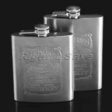 Stainless Steel Liquor Hip Flask Party Gift Whiskey Alcohol Wine Flagon Bottle