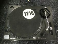 1 X Technics SL-1210 Mk2 Turntable Collect  Boston/ Dagenham Or Post