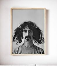 Frank Zappa Poster Zappa Poster Canvas Print Music Poster Wall Art Home Gift