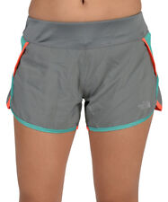 The North Face Womens GTD Running Shorts Grey