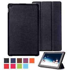 For Amazon Kindle/Fire HD10 8 7 Screen Protector Magnetic Leather PU Case Cover
