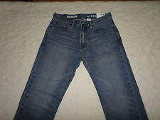 GAP 1969 JEANS MENS RELAXED SIZE 29X30 LIGHT BLUE ZIP FLY NEW WITH TAGS
