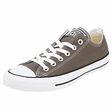 Converse Womens Chuck Taylor Lo-Cut Shoes in Grey