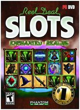 Reel Deal Slots: Enchanted Realms (PC, 2012) NEW