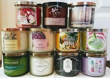 Bath & Body Works/White Barn 3-Wick Candles, 14.5 oz - Pick Your Favorite Scent!