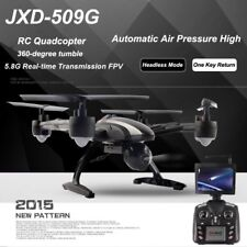UFO JXD 509G RC Quadcopter 2.4G 4CH 6-Axis Gyro 5.8G FPV DRONE 2.0 Camera LOT IN
