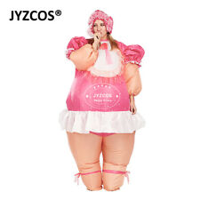Baby Doll Dress Adult Inflatable Blow Up Costume Party Gift Cosplay Outfit Women