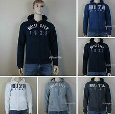 New Hollister Men's Hoodies Emerald Cove Sizes S, M