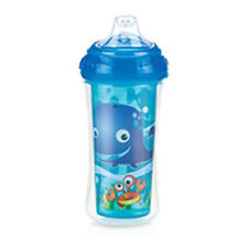 Nuby Clik-it™ No-Spill™ Insulated Cool Sipper Cup
