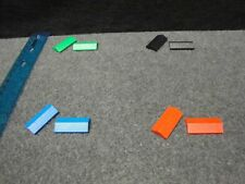 "LEGO PART SLOPE 33 2x4 DOUBLE QTY 2 (3299) ""CHOOSE YOUR COLOR"""
