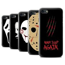 STUFF4 Back Case/Cover/Skin for Apple iPhone 7/Horror Movie Art