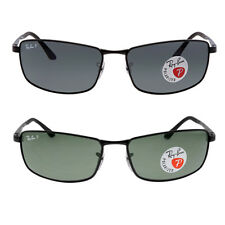 Ray Ban Mens Polarized Sunglasses RB3498 - Choose size & color