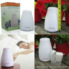 160ml Ultrasonic Aromatherapy Essential Oil Diffuser - Easy to Use - Cool...