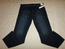 CALVIN KLEIN JEANS MENS STRAIGHT SIZE 38X32 ZIP FLY MEDIUM WASH NEW WITH TAGS