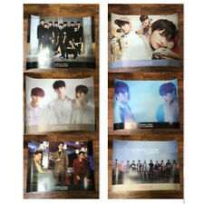 WANNA ONE Undivided Official POSTER Only UNFOLDED in Tube Case Select Option