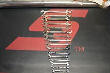 SNAP ON 4 WAY ANGLE OPEN END WRENCH SET SAE  5/16