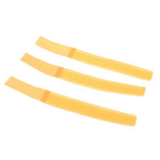 3x Self-Attaching Reusable Cable Tie Fastening Tape Reusable Strap Wire Ties