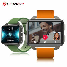 New Lemfo LEM4 Pro Smart Watch Phone 3G WiFi 16GB GPS Man Watch For Android iOS