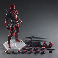 Play Arts Kai PA Deadpool Marvel Variant Action Figure Toy Doll Statue Model Toy