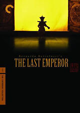 The Last Emperor (DVD, 2008, Criterion Collection/Special Edition)