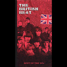 The British Beat Best Of The '60s 1960s Various Artists 4 CD Box Set w/ Book
