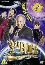 Third Rock From The Sun - Series 2 - Complete (DVD, 2008, 4-Disc Set)