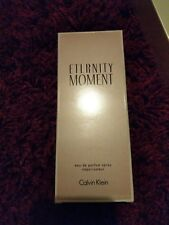 Calvin Klein - Eternity Moment Eau de Parfum Spray 100ml