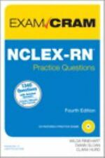 NCLEX-RN Practice Questions Exam Cram 4TH EDITION (FOURTH) WITH CD