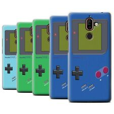 STUFF4 Back Case/Cover/Skin for Nokia 7 Plus 2018/Video Gamer/Gameboy
