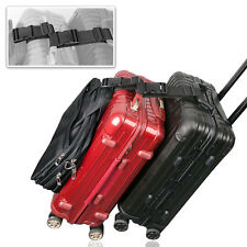 Travelon Add A Bag Strap Travel Luggage Suitcase Adjustable Belt Carry On Bungee