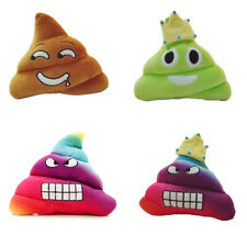 High Quality Emoticon Pillow Family Emoji Stuffed Plush Toy 20 Inch Poop Poo