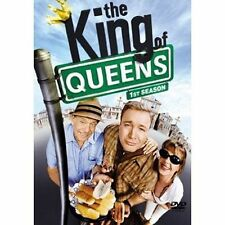 The King of Queens - Season 1 (DVD, 2003, 3-Disc Set) Brand New, Sealed