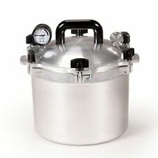 All American 915 15.5-Quart Pressure Cooker/Canner