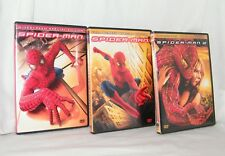 Spider-Man 1 Or 2 Special Edition Wide Or Full Screen 2-Disc Set DVD Your Choice