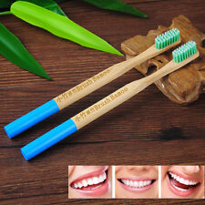 1x big belly soft toothbrush bamboo charcoal nano brush oral care toothbrush