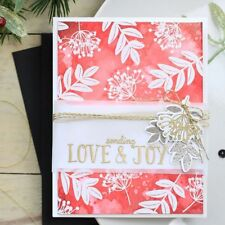 Decor Cards Paper Embossing Scrapbooking Clear Stamps Stencils Cutting Dies