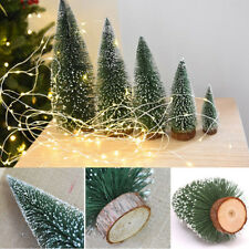 Decor Small Pine Trees Artificial Plants Christmas Decor Xmas Tree Decoration