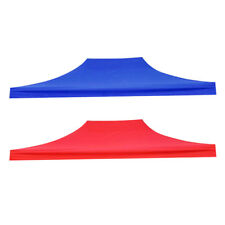 Tent Canopy Top Roof Replacement Cover Waterproof Camping Awning Sun Shelter