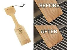 The Great Scrape Woody Paddle New All Natural BBQ Grill Scraper