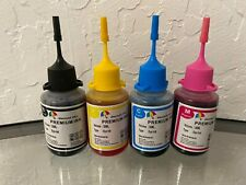Bulk refill ink bottle for HP Canon Brother Epson inkjet printer CISS